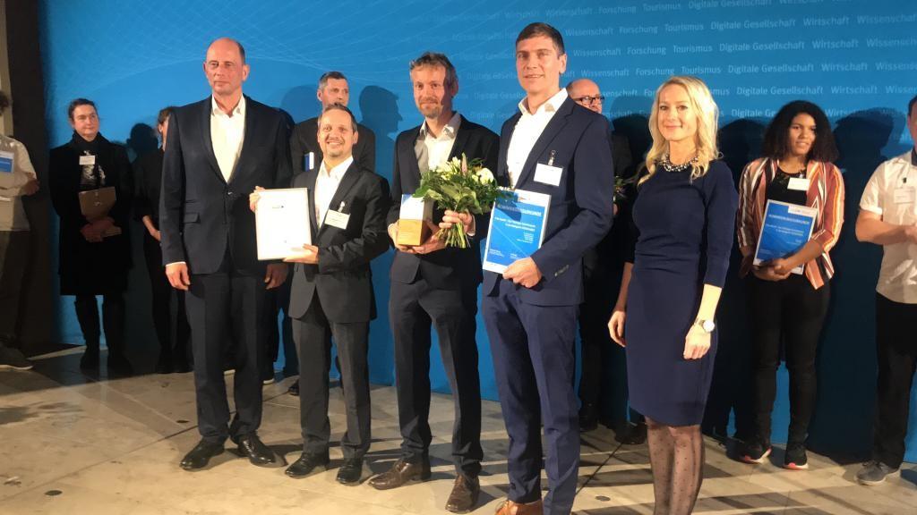IVOC‑X GmbH Gewinnt Den Thüringer Gründerpreis In Der Kategorie Ideenhaber